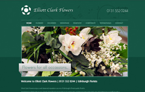elliott clakre flowers