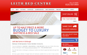 leith bed centre