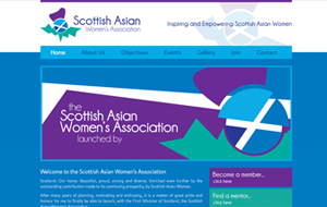 scottish asain womans